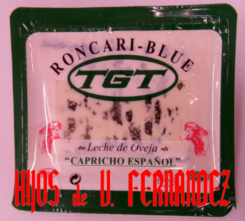 Queso roquefort ronkari blue 100g